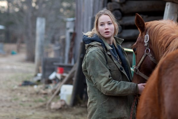 Jennifer Lawrence as Ree in &quot;Winter&#39;s Bone&quot;