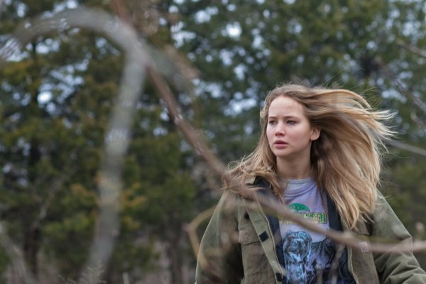 "Jennifer Lawrence is Ree in ""Winter's Bone"""