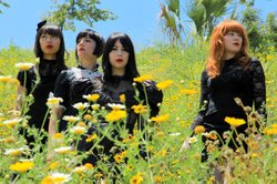 The Dum Dum Girls are playing this Friday at the Casbah.