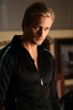 Alexander Skarsgard as vampire Eric Northman.