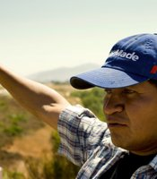 Jose, 45, is an illegal worker coming from Puebla, Mexico. He first crossed the border three years ago but now plans to return home because of the economy.