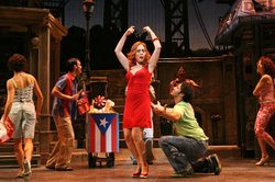 In The Heights is playing this weekend at the San Diego Civic Theatre!