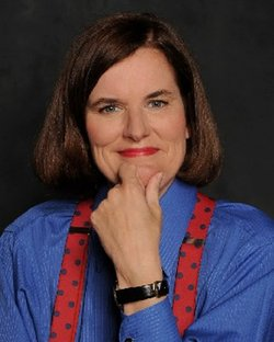 "Comedian Paula Poundstone (who we know and love from NPR's ""Wait Wait... Don't Tell Me!"") will be at Anthology this Saturday!"