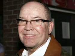 Tony-winning theater director, Jack O'Brien. He served as the artistic director at the Old Globe Theatre for 26 years.