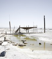 """Bombay Beach, Salton Sea."" By Andrew Folz (Vista)"