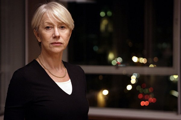 Helen Mirren stars as Jane Tennison in PRIME SUSPECT.