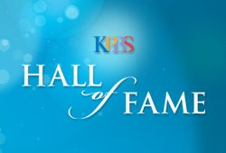 KPBS Hall of Fame, established September 2010 as part of the station's 50th anniversary.