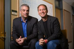 Nicholas Christakis and James Fowler study genetics and the power of social networks.
