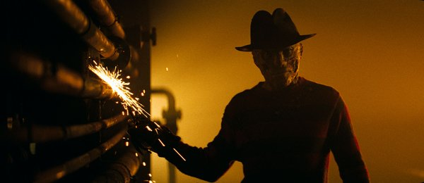 "Jackie Earle Haley takes over the role of Freddy Kruger in the new ""A Nightmare on Elma Street."""