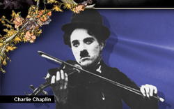 Slapstick yourself silly this Saturday with Charlie Chaplin.