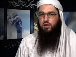 Adam Gadahn, also known as Azzam al-Amriki, is an American who grew up in Southern California, converted to Islam and joined al-Qaida. Here he speaks in a 106-minute-long video released Sept. 22, 2009.