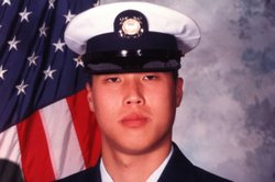Holim Lee spent five years in the Coast Guard.