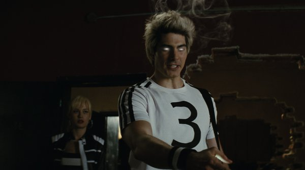 "Brandon Routh as Evil Ex number 3 in ""Scott Pilgrim Vs. the World."""