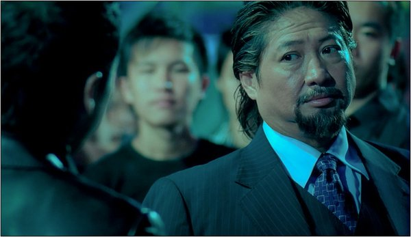 "The great Sammo Hung in ""Kill Zone."""