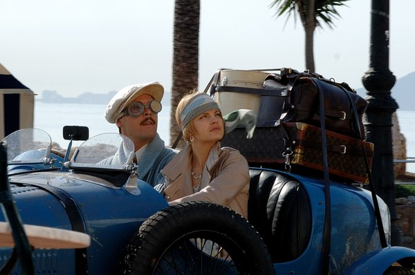 "Jack Huston and Mena Suvari in ""Hemingway's Garden of Eden/"""
