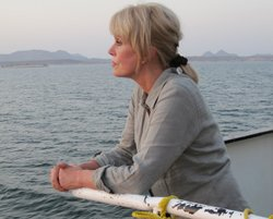 Joanna Lumley follows the Nile through Egypt