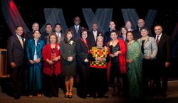KPBS and Union Bank celebrate the 2010 Cultural Diversity Local Heroes