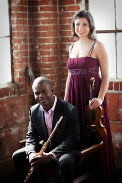 Kate Hatmaker and Demarre McGill of Art of Élan.