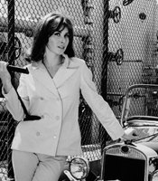 Stefanie Powers in &quot;The Girl From U.N.C.L.E.&quot;