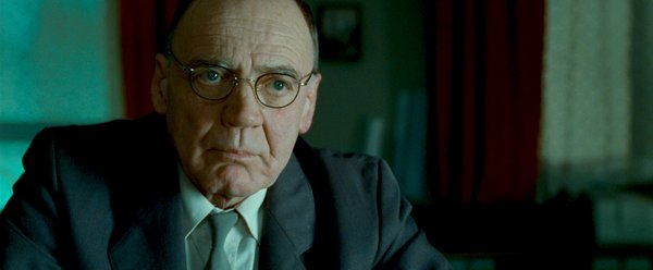 "Bruno Ganz is marvelous in a brief role as a former Stasi officer who now ""finds"" people in ""Unknown."""