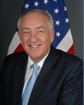 United States Ambassador-at-Large for War Crimes Issues Stephen Rapp