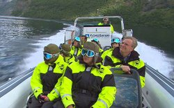 Rick Steves goes fjord exploring