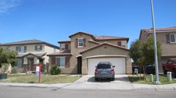 The Tapia's bought this home in Brawley for $385,000 in 2007. They've let the front yard turn brown as they wait for a short sale to go through for less than half of what they paid for the home.