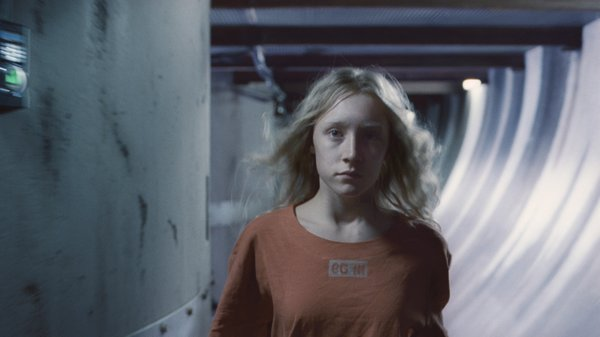 Saoirse Ronan as a young girl trained to be an assassin in &quot;Hanna.&quot;