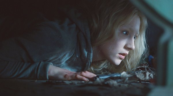 Saoirse Ronan stars as &quot;Hanna.&quot;