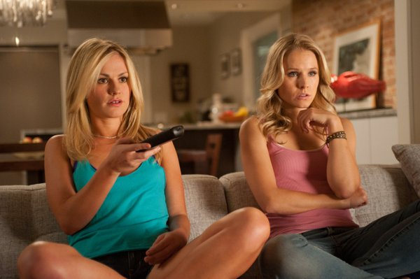 "Which star (Anna Paquin or Kristen Bell) will bite the dust in the opening of the latest Wes Craven sequel, ""Scream 4?"""