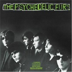 "The cover of Psychedelic Furs classic album ""Talk Talk Talk."""