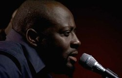 Wyclef Jean as featured in &quot;Soundtrack For A Revolution.&quot;