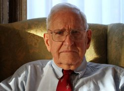 Dr. Harold Agnew, former director of Los Alamos Laboratory and a key figure in the US nuclear weapons program for many years.