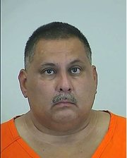 Convicted smuggler Roberto Hernandez.