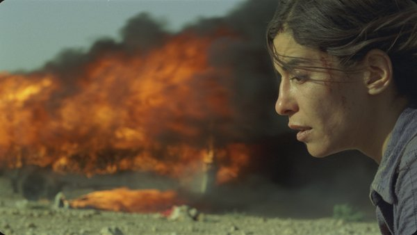"Lubna Azabal is riveting in ""Incendies."""