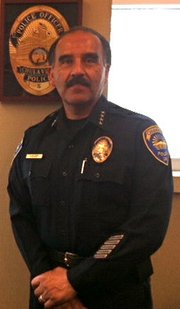 Chula Vista Police Chief David Bejarano.