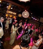 Gala guests danced the night away