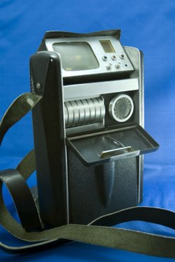 Tricorder from the Original Star Trek Series