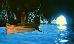 Rick Steves explores the iridescent Blue Grotto hidden beneath the enchanting isle of Capri.