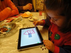 New iPad programs cater to the visual strengths of young children with autism.  This technology has the potential to help these children communicate in school and at home.