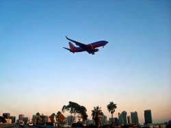 San Diego Airport Hopes Recovery Fuels Airline Business