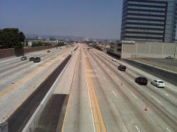 Interstate 405 has reopened in Los Angeles, following a weekend closure that caused none of the expected  chaos.