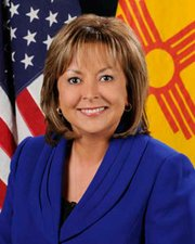 New Mexico Governor Susana Martinez.