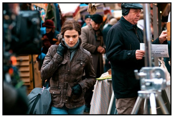 "Rachel Weisz in ""The Whistleblower."""