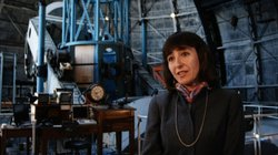 "Wendy Freedman, Ph. D., director of the Carnegie Institute Washington Observatories, describes the discoveries of Edwin Hubble in ""400 Years Of The Telescope."""