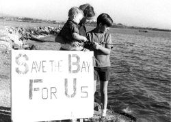 Between 1965 and 1969, a groundswell of public support gave the growing environmental movement one of its earliest victories with the establishment of the Bay Conservation and Development Commission.