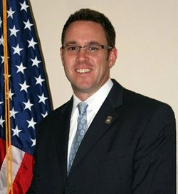 Derek Benner, 40, is the new Special Agent in charge of San Diego ICE.