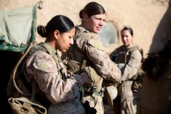 Marine Corps Female Engagement Team