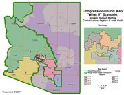 District 5 is one of two proposals being considered to create a majority Native American district in Arizona.