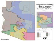District 1 is one of two proposals being considered to create a majority Native American district in Arizona